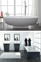 Glass Shower Tubs Thumbnail