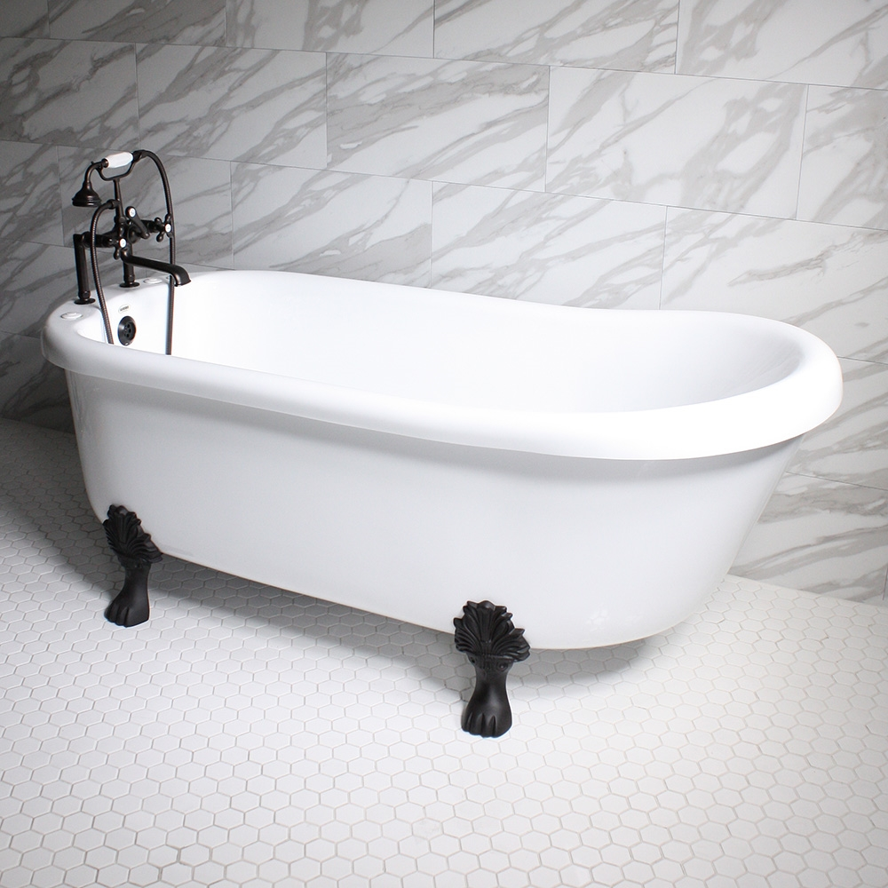 Empress Em67n 67 Quot Hydromassage Water And Air Jetted Single