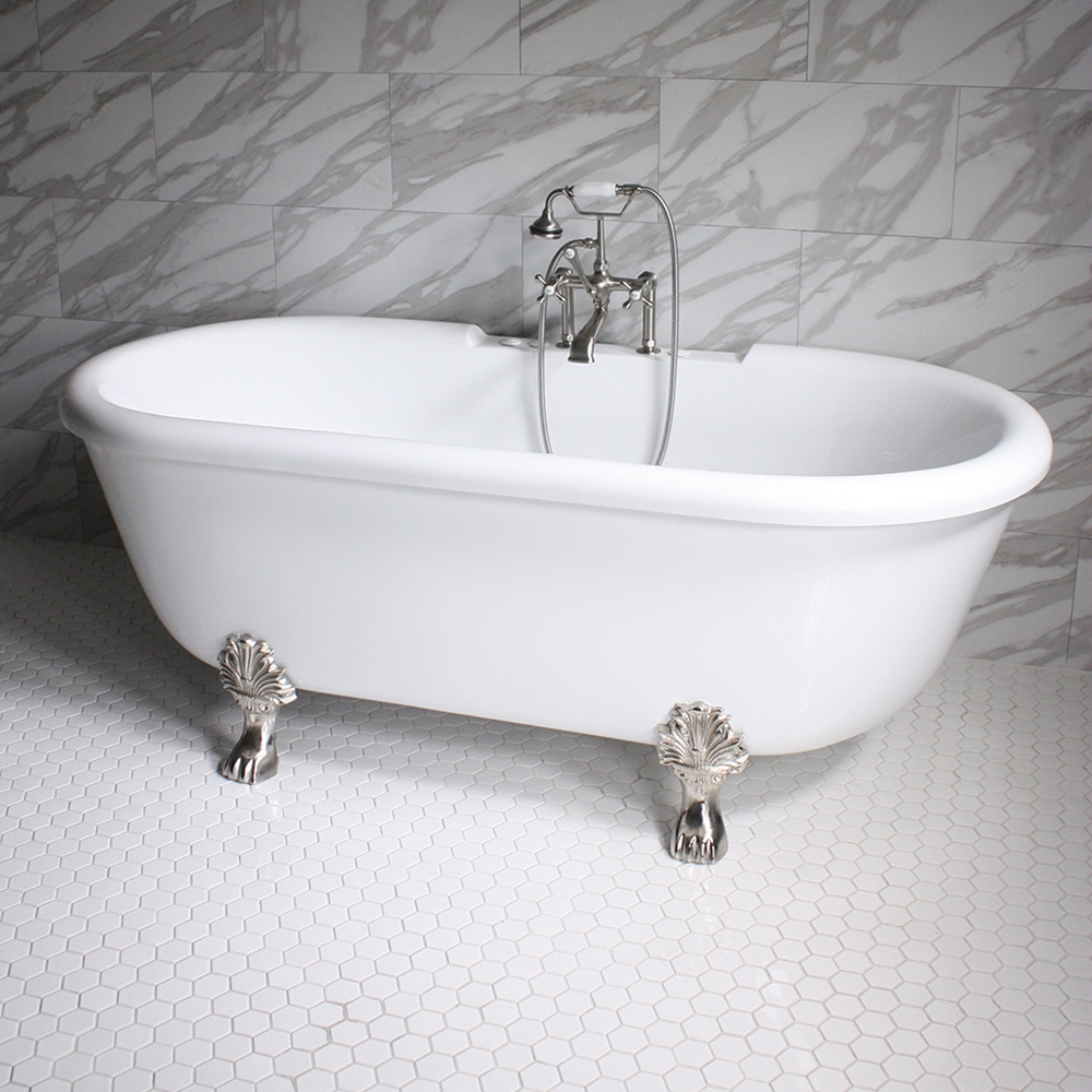 Empress EM69N 69 Water Air Spa Jetted Double Ended